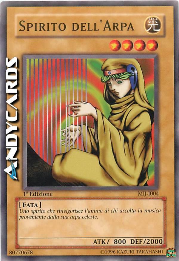 - SPIRITO DELL'ARPA