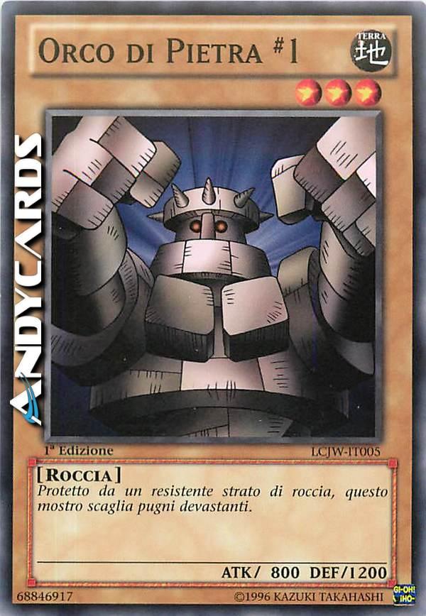 - ORCO DI PIETRA #1